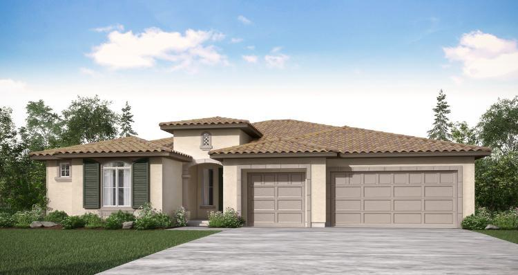 Unifamiliar por un Venta en Ridge Creek Estates - Birkdale 222 Ridge Creek Estates Way Dinuba, California 93618 United States