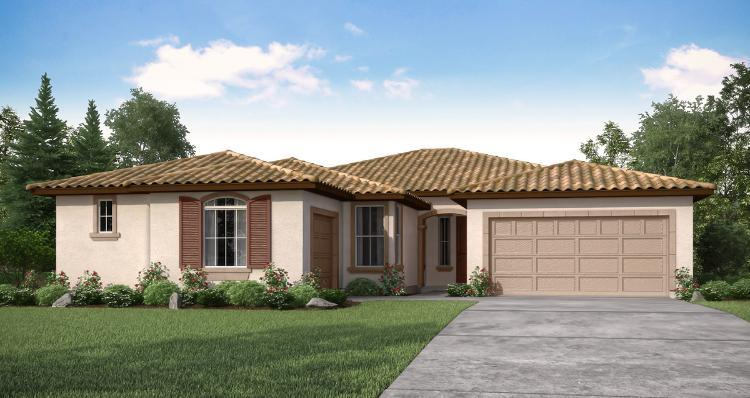 Unifamiliar por un Venta en Ridge Creek Estates - Oakmont 222 Ridge Creek Estates Way Dinuba, California 93618 United States