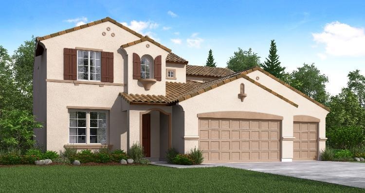 Unifamiliar por un Venta en Ridge Creek Estates - Pinehurst 222 Ridge Creek Estates Way Dinuba, California 93618 United States