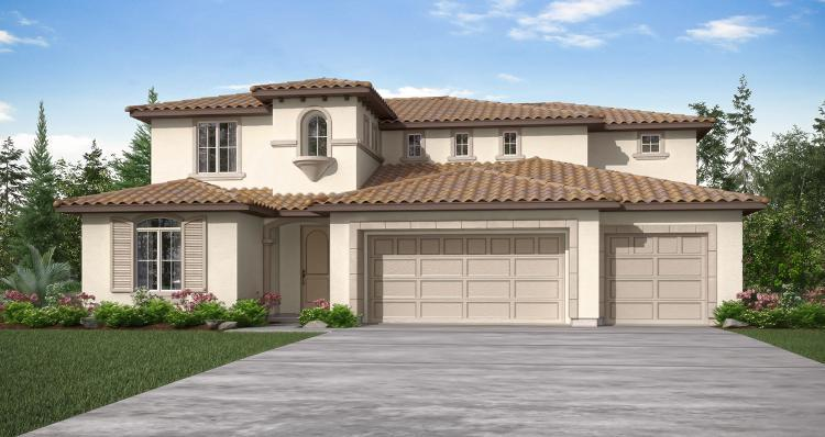 Unifamiliar por un Venta en Ridge Creek Estates - Olympia 222 Ridge Creek Estates Way Dinuba, California 93618 United States