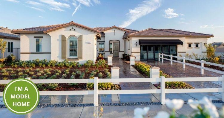 单亲家庭 为 销售 在 Palencia - Lot 80 3031 Cape Canyon Avenue Tulare, California 93274 United States