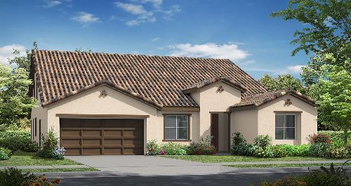 Single Family for Sale at Waterford At Park Place - Residence One 5075 S Oxford Lane Ontario, California 91762 United States