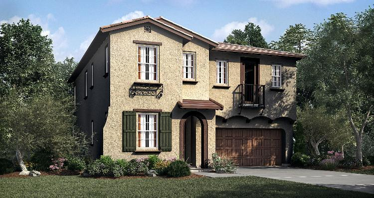 Single Family for Sale at Palisades At The Preserve - Residence Three 7832 Wild Rye Street Chino, California 91708 United States