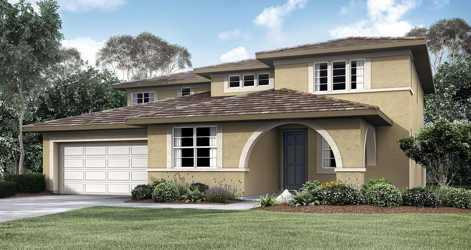 woodside homes oak ridge at the fairways residence four 1251354 beaumont ca new home for