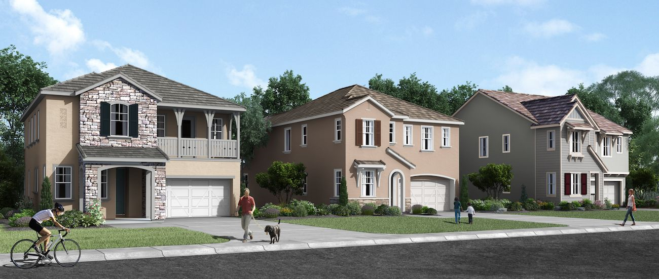 Famille unique pour l Vente à Residence Two - M 7832 Wild Rye Street Chino, California 91708 United States