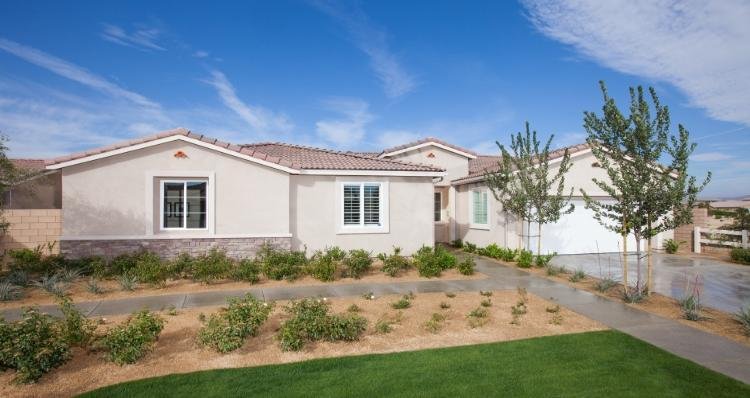 Single Family for Sale at Woodside Homes At Desert Trace - Residence Four 41-429 Doyle St Indio, California 92203 United States