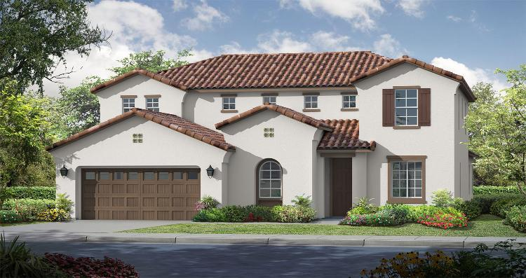 Single Family for Sale at Remington At Audie Murphy Ranch - Residence Four 25750 Wilderness Way Menifee, California 92584 United States