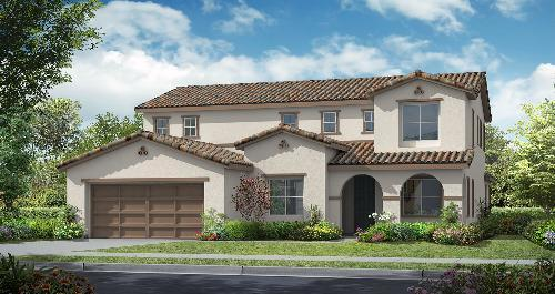 Single Family for Sale at Waterford At Park Place - Residence Two 5075 S Oxford Lane Ontario, California 91762 United States