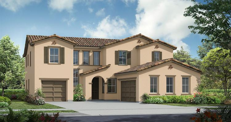 Single Family for Sale at Waterford At Park Place - Residence Three 5075 S Oxford Lane Ontario, California 91762 United States