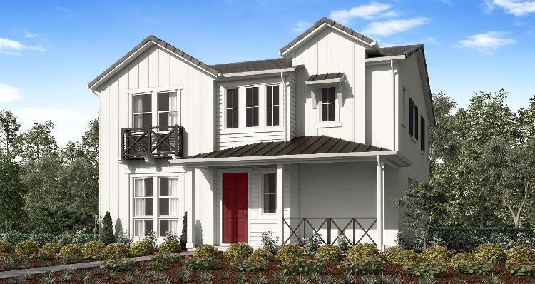 Unifamiliar por un Venta en Cascada At Cordes - Plan 2 208 East Ramsey Drive Mountain House, California 95391 United States