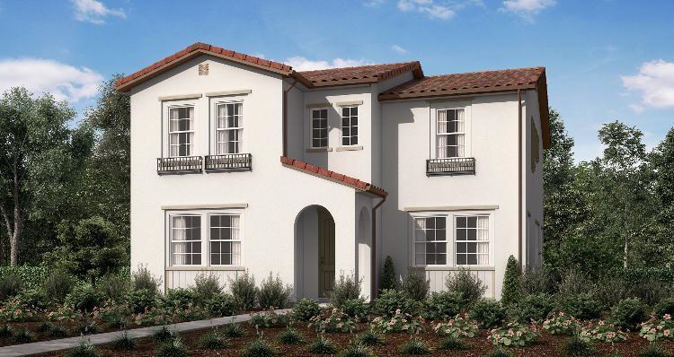 Unifamiliar por un Venta en Cascada At Cordes - Plan 1 208 East Ramsey Drive Mountain House, California 95391 United States