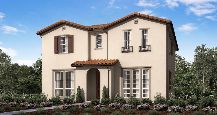 Unifamiliar por un Venta en Cascada At Cordes - Plan 3 208 East Ramsey Drive Mountain House, California 95391 United States