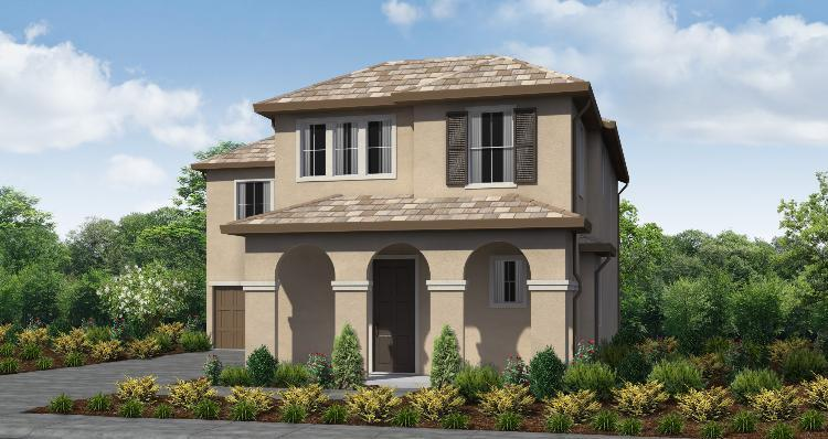 Single Family for Active at The Cottages At Spring Valley - Plan 2 1384 Larkspur Drive Rocklin, California 95765 United States