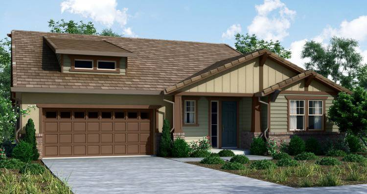 Single Family for Active at Bromley At Solaire - Plan 2 6168 Parkminster Way Roseville, California 95747 United States