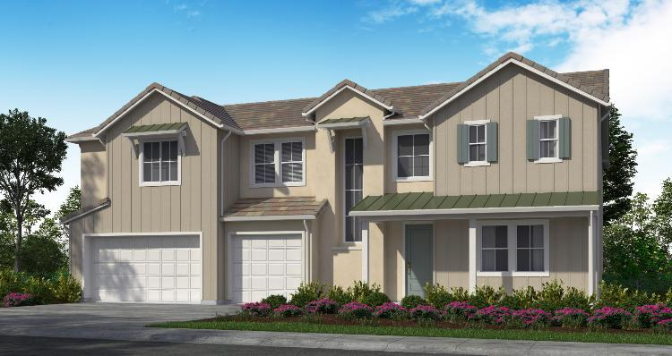 Single Family for Active at Plan 3 - D #20 3011 Anastasia Way Lincoln, California 95648 United States