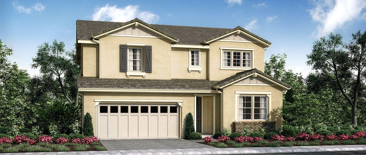 Tandridge at Brighton Landing, Vacaville, CA Homes & Land - Real Estate
