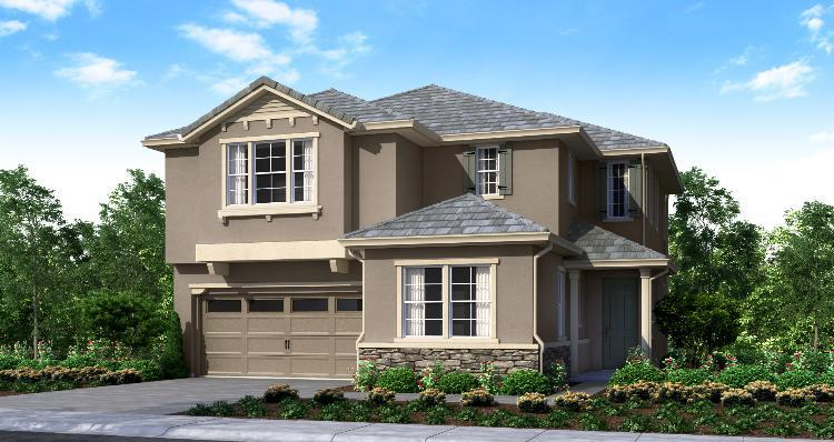 Woodside Homes, Woodward Estates, Plan 31381282, Manteca, CA  New Home for Sale  HomeGain