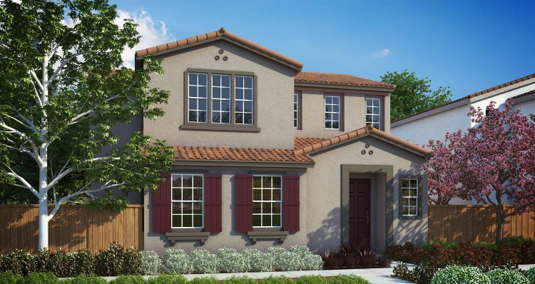 Single Family for Active at Granite Trails At Parkshore - Paradiso Plan 2 140 Colner Circle Folsom, California 95630 United States
