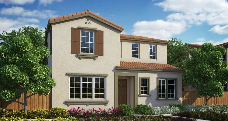 Single Family for Active at Granite Trails At Parkshore - Caledonia Plan 3 140 Colner Circle Folsom, California 95630 United States
