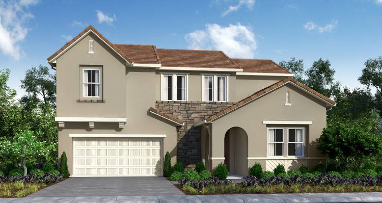 Easthill at Brighton Landing, Vacaville, CA Homes & Land - Real Estate