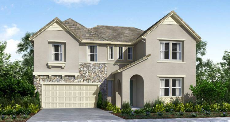 Single Family for Sale at Easthill At Brighton Landing - Plan 4 207 Water Lily Circle Vacaville, California 95687 United States