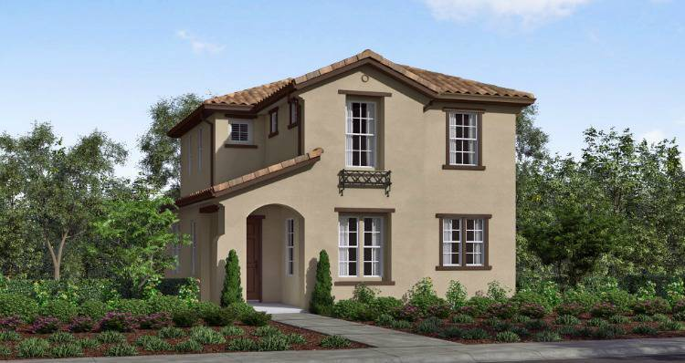 Single Family for Active at Woodside Homes At Natomas Meadows - Plan 2 1721 N. Breezy Meadows Drive Sacramento, California 95834 United States
