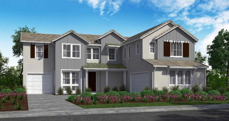 Single Family for Active at Plan 2 - D #21 2999 Anastasia Lincoln, California 95648 United States