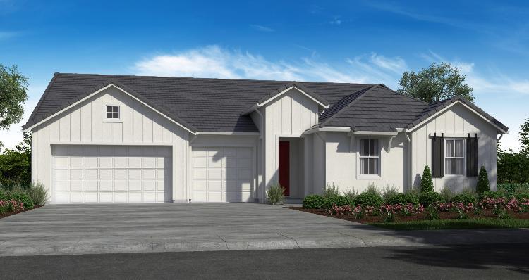 Unifamiliar por un Venta en Plan 3 - D #58 Rocklin, California 95765 United States