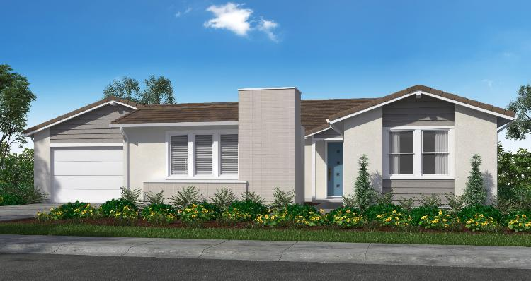 Single Family for Active at Piamonte At Twelve Bridges - Plan 4 2836 Romano Drive Lincoln, California 95648 United States