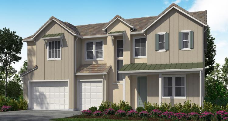 Single Family for Active at Tramonte At Twelve Bridges - Plan 3 2898 Anastasia Way Lincoln, California 95648 United States