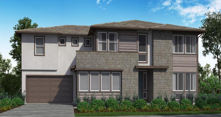 Single Family for Active at Tramonte At Twelve Bridges - Plan 4 2898 Anastasia Way Lincoln, California 95648 United States