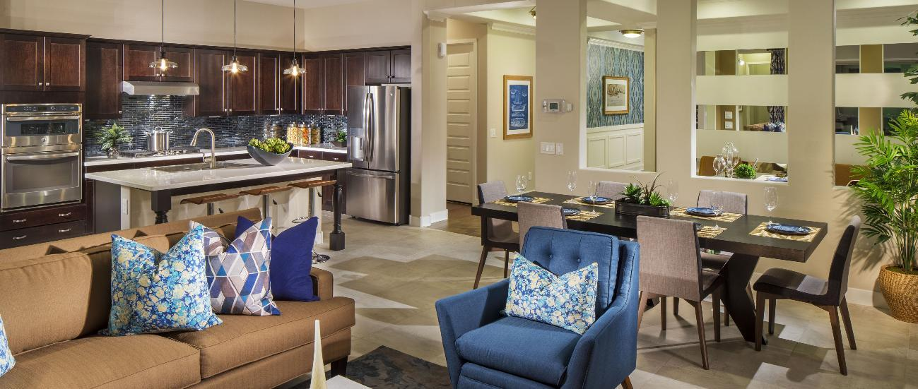 pillar at the meadows new homes in peoria az by woodside homes