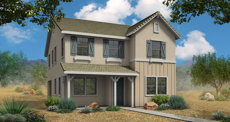 Residence Vi Bungalows At Cooley Station In Gilbert
