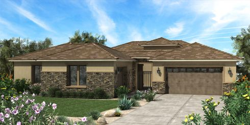 Single Family for Sale at Spyglass 21977 E. Aspen Valley Drive Queen Creek, Arizona 85142 United States